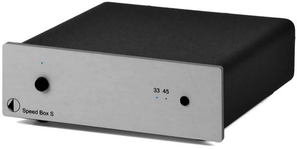 Pro-Ject Speed Box S - elektronische Geschwindigkeitsregelung