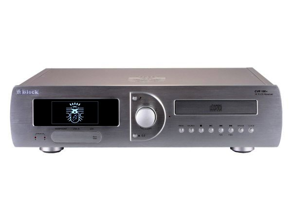 Block CVR-100+ CD Receiver mit Internetradio und Streamer MKII