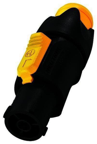 NEUTRIK-PowerCon®-True1 Kupplung - für den Netzanschluss bis 250V?/16A