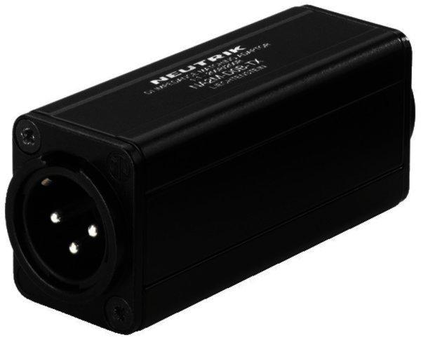 NA-2MD0BTX - NEUTRIK-XLR / Cinch Massetrennfilter