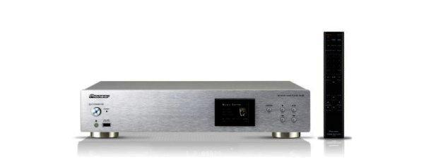 Pioneer N-30-S - Netzwerk Audio Player mit Front USB - silber