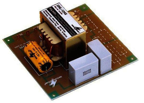 DNL-1245 - Bass-2-Wege-Weiche für 8 Ohm für PA - 600W