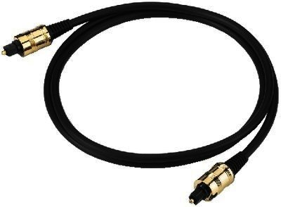 OLC-100/SW Glasfaserkabel Toslink Optokabel - 1 Meter