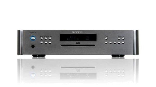 Rotel RCD-1570 - CD Player silber und schwarz
