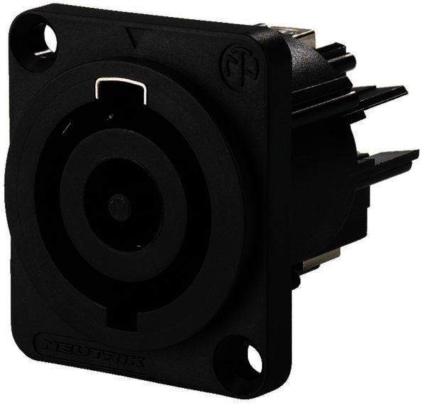 NAC-3MPHC - NEUTRIK-PowerCon® Einbaubuchse 230V/32A