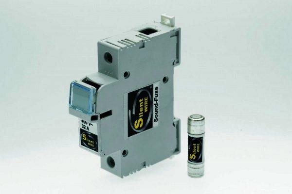 Silent WIRE Klangmodul 1 inklusive 16A Soundfuse Sicherungsautomat Hifi High End