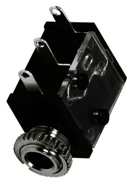 NA-35 3,5mm Klinken-Einbaubuchse