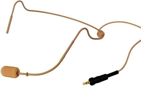 HSE-330/SK Professionelles Kopfbügelmikrofon Nierencharakteristik, 3,5mm Klinke