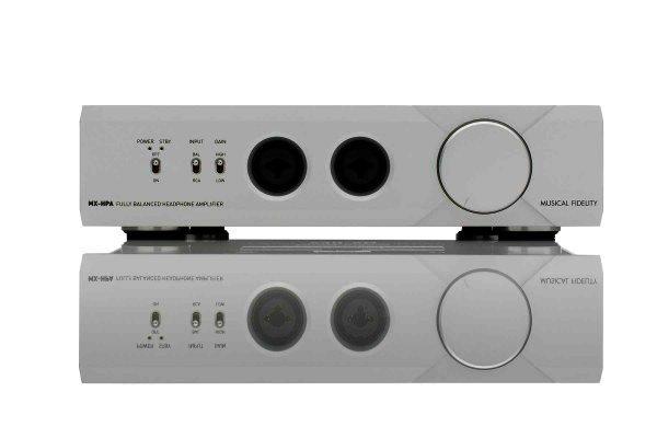 Musical Fidelity MX-HPA Kopfhörerverstärker