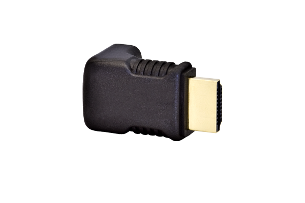 HDMI Winkeladapter 90°