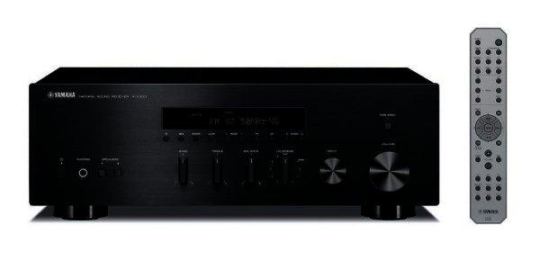 Yamaha R-S300 Hifi Receiver schwarz