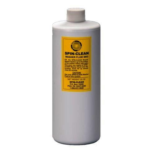 235ml Reinigungsflüssigkeit für Spin Clean® Plattenwaschmaschine