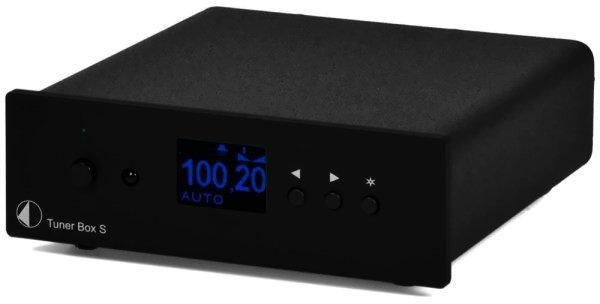 Pro-Ject Tuner Box S - UKW / FM Radio im Box Design