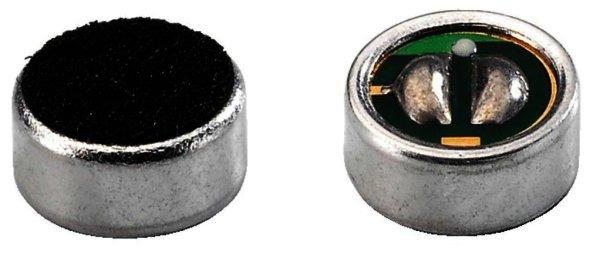 MCE-4500 - Qualitäts-Subminiatur-Backelektret-Messmikro