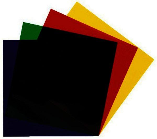 LEF-56SET - Farbfilter-Set für Scheinwerfer PAR-56