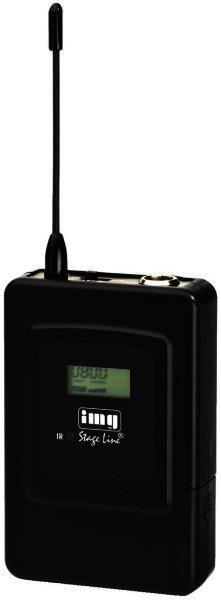 TXS-606HSE - Mikrofonsender, Funkmikrofon, Sender, für Mikro mit 3-pol. MiniXLR