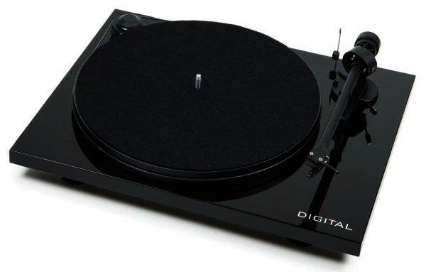 Pro-Ject Essential II Digital Plattenspieler