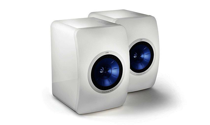 kef ls50 lautsprecher h ren sie musik wie sie. Black Bedroom Furniture Sets. Home Design Ideas
