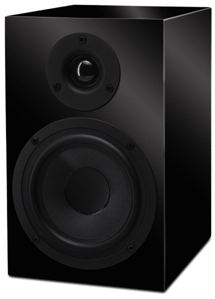 Pro-Ject Speaker Box 5 - Kompakter Lautsprecher - schwarz