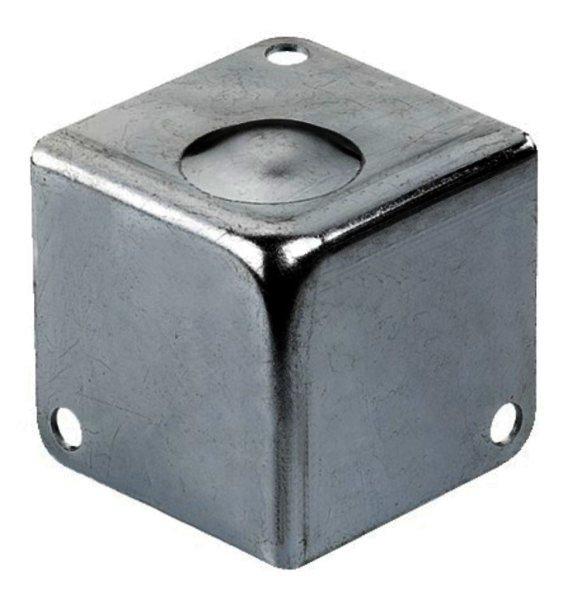 MZF-8503 - Metall-Kofferecke 42x42x42mm