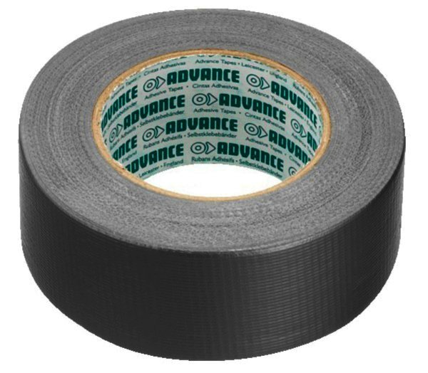 AT-169/SI - Gaffa Band - Stagetape Panzerband Gewebeband 50 Meter