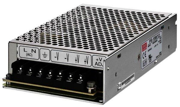 PS-100/12 - 12V Einbaunetzgerät 8,5A - ideal für LED