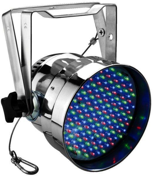 PARL-56DMX/CR - PAR56 LED Scheinwerfer, RGB, DMX