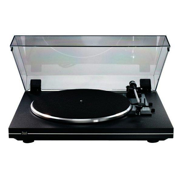 Dual CS 435-1 Plattenspieler - Vollautomatisch mit Magnet-Tonabnehmer DMS 251 S