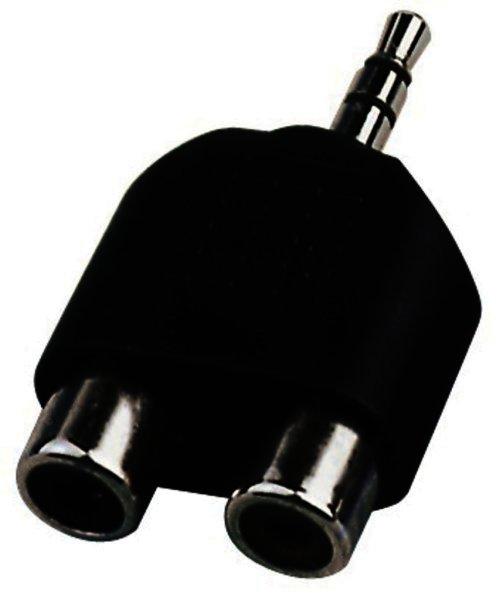 NTA-105 3,5mm Stereo-Klinkenstecker 2x Cinch-Kupplung