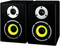 SOUND-42/SW Aktiv-Boxen-Set