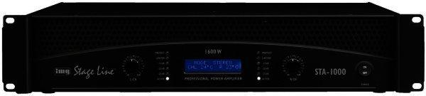 IMG Stage Line STA-1000 Stereo PA Verstärker max. 1600W