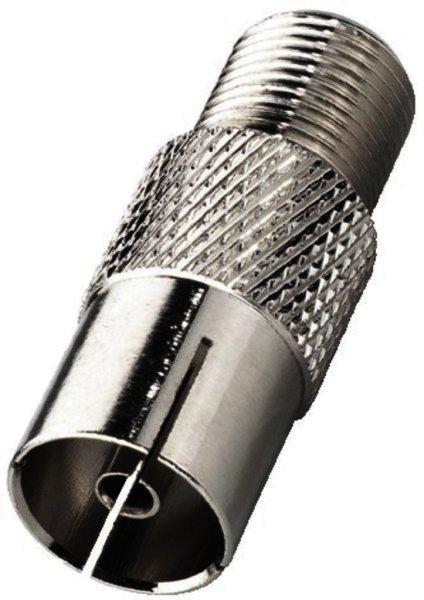 FCH-27 - Adapter F-Buchse/Antennen-Koaxkupplung