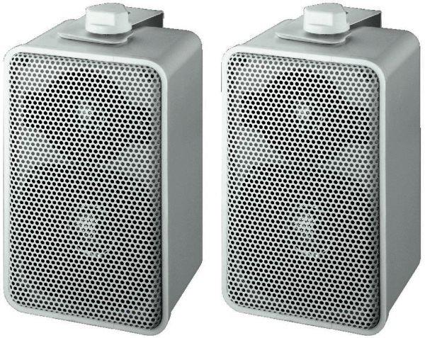MKS-42/WS 2-Wege Boxen, weiß, 40 Watt, Paarpreis