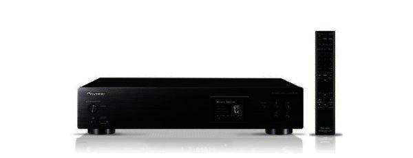 Pioneer N-30-K - Netzwerk Audio Player mit Front USB - schwarz