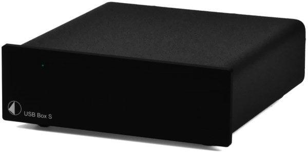 Pro-Ject USB Box S - D/A Wandler für Computer - Soundkarte