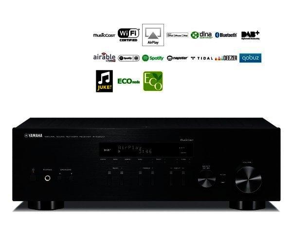 yamaha r n303d netzwerk receiver kaufen sparen musikus. Black Bedroom Furniture Sets. Home Design Ideas