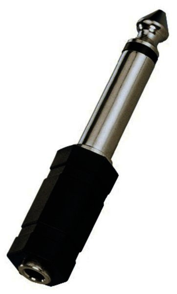 NTA-177 6,3mm Klinkenstecker 3,5mm Klinkenkupplung Mono