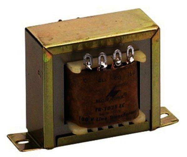 TR-1025LC - 100V Leistungs Audio Transformator 25 Watt