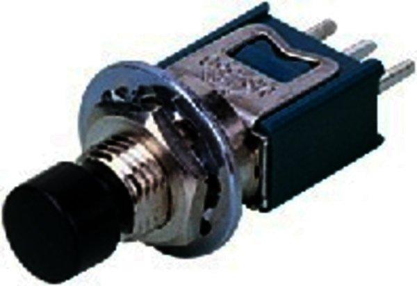 MS-650/SW Mini-Drucktaster 1xUM, hermetisch versiegelt