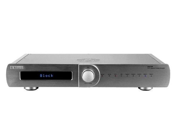Block DAC-100 D/A Wandler - Digital Analog - USB Eingang