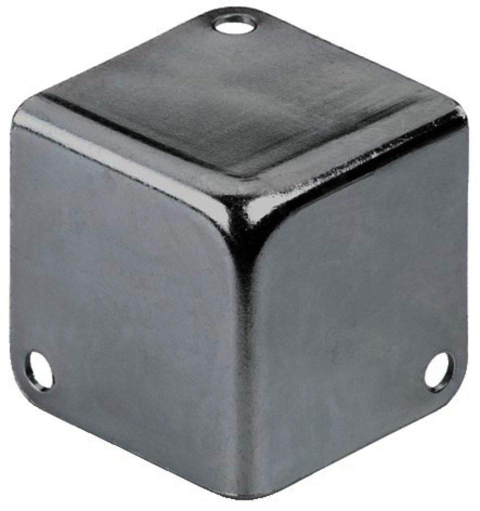 MZF-8502 - Metall-Kofferecken, Metallecken 41x41x41mm ...