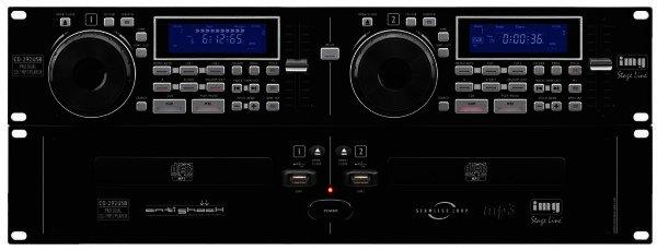 CD-292USB Dual-CD-Spieler, USB direkt anschließbar