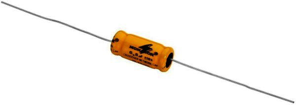 Bipolarer Elektrolytkondensator 6,8µF, RM 20mm, 4 Stück