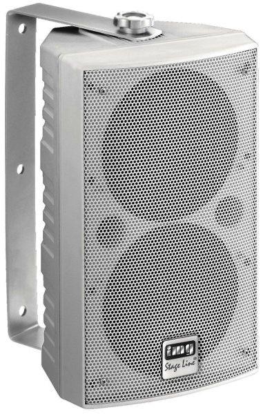PAB-586/WS Universal-PA-Lautsprecherbox, 180W, weiß