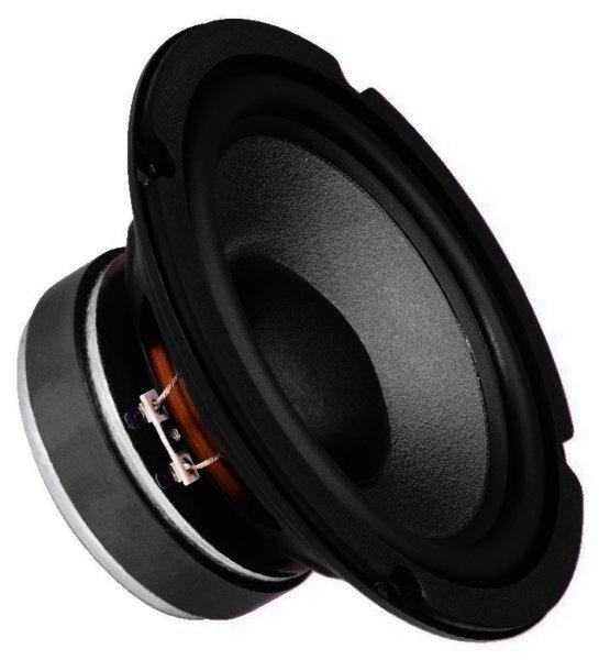 SPH-200TC HiFi-Bass und -Subwoofer, Doppelschwingspule 2x100WMAX, 8 Ohm
