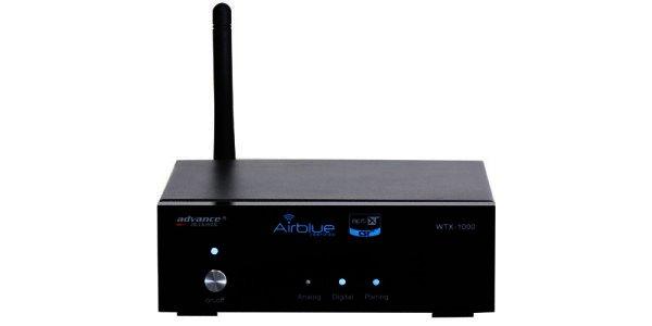Advance Acoustic WTX 1000 - HD Bluetooth Empfänger für alle Verstärker