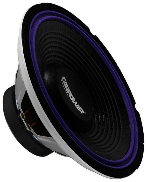 SP-302C CARPOWER Subwoofer, 450W FREE AIR 30cm 12 Zoll