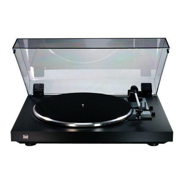 Dual CS 415-2 EV Vollautomatischer Plattenspieler mit Phonovorverstärker