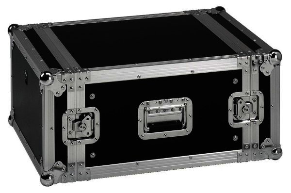 MR-706 - Flightcase 19 Zoll, 6HE, Butterfly Verschluß