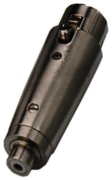 NTA-115 - Adapter XLR Kupplung auf Cinch-Buchse
